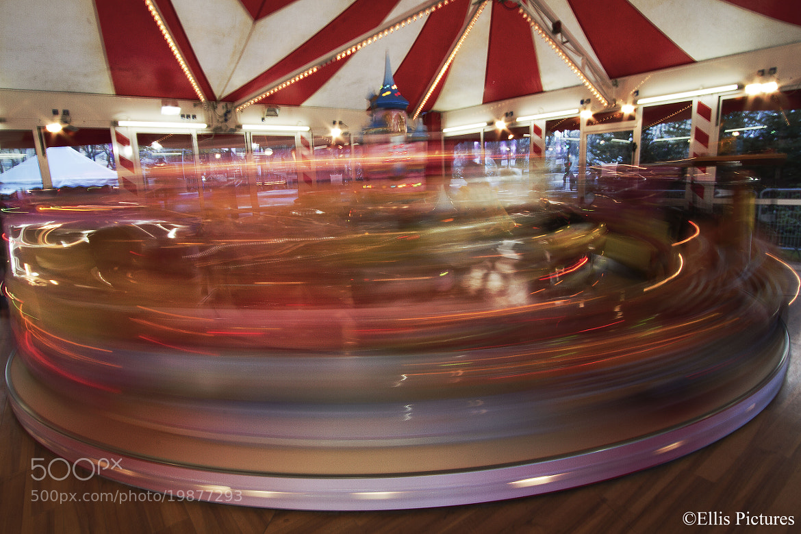 Photograph Round and Round by Steven Ellis on 500px