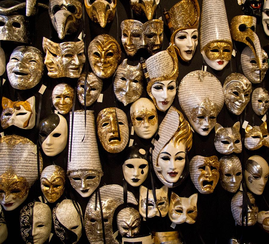 Mask Store Venice