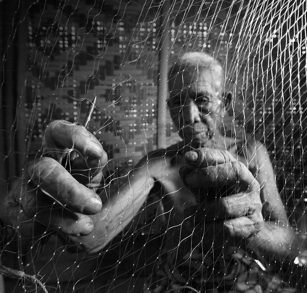 Photograph Net Repair by Alamsyah Rauf on 500px