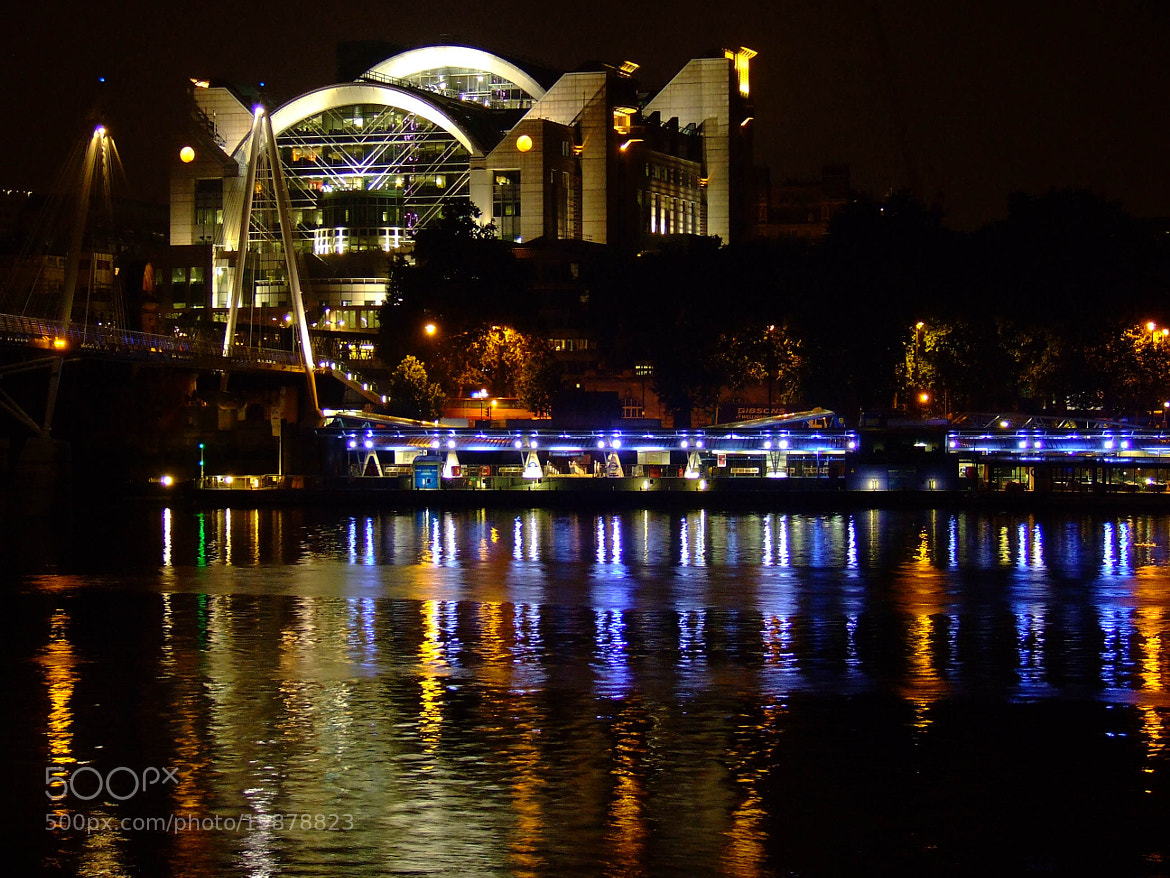 Photograph Southbank: Night Lights by YaeDio  on 500px