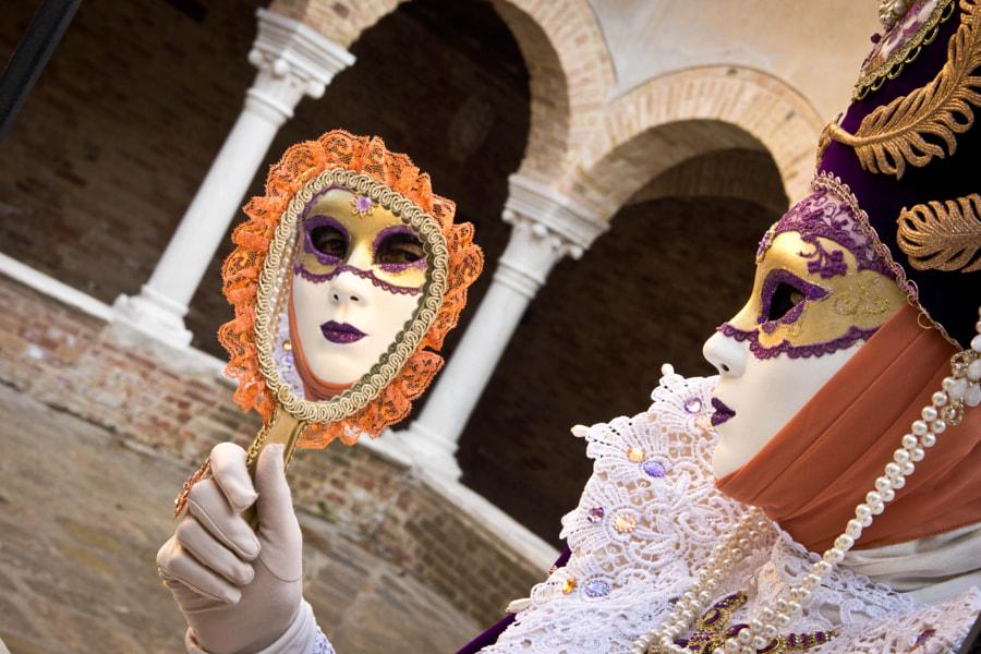 Mask Venice