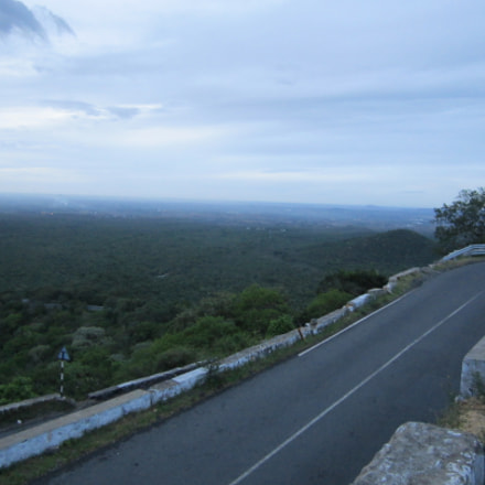 Hill Ride in Tamilnadu..., Canon POWERSHOT A2200