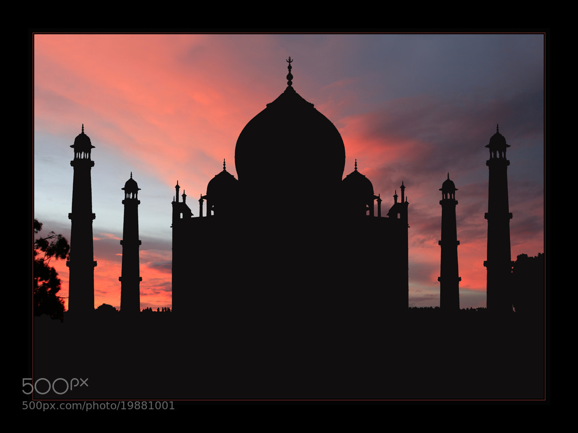 Photograph Taj Mahal - Love Story by Kim Andelkovic on 500px