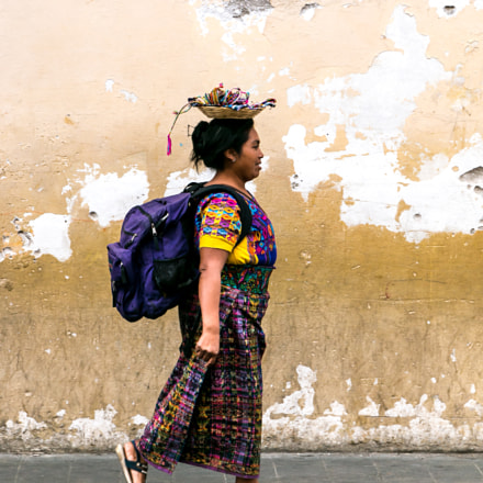 Woman from Antigua, Canon EOS 70D, Sigma 17-70mm f/2.8-4 DC Macro OS HSM