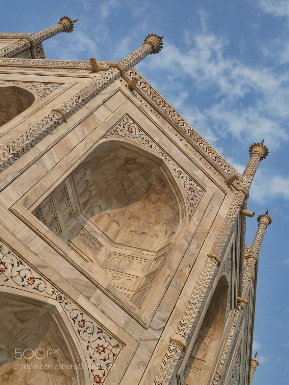 Photograph Taj Mahal  by Kim Andelkovic on 500px