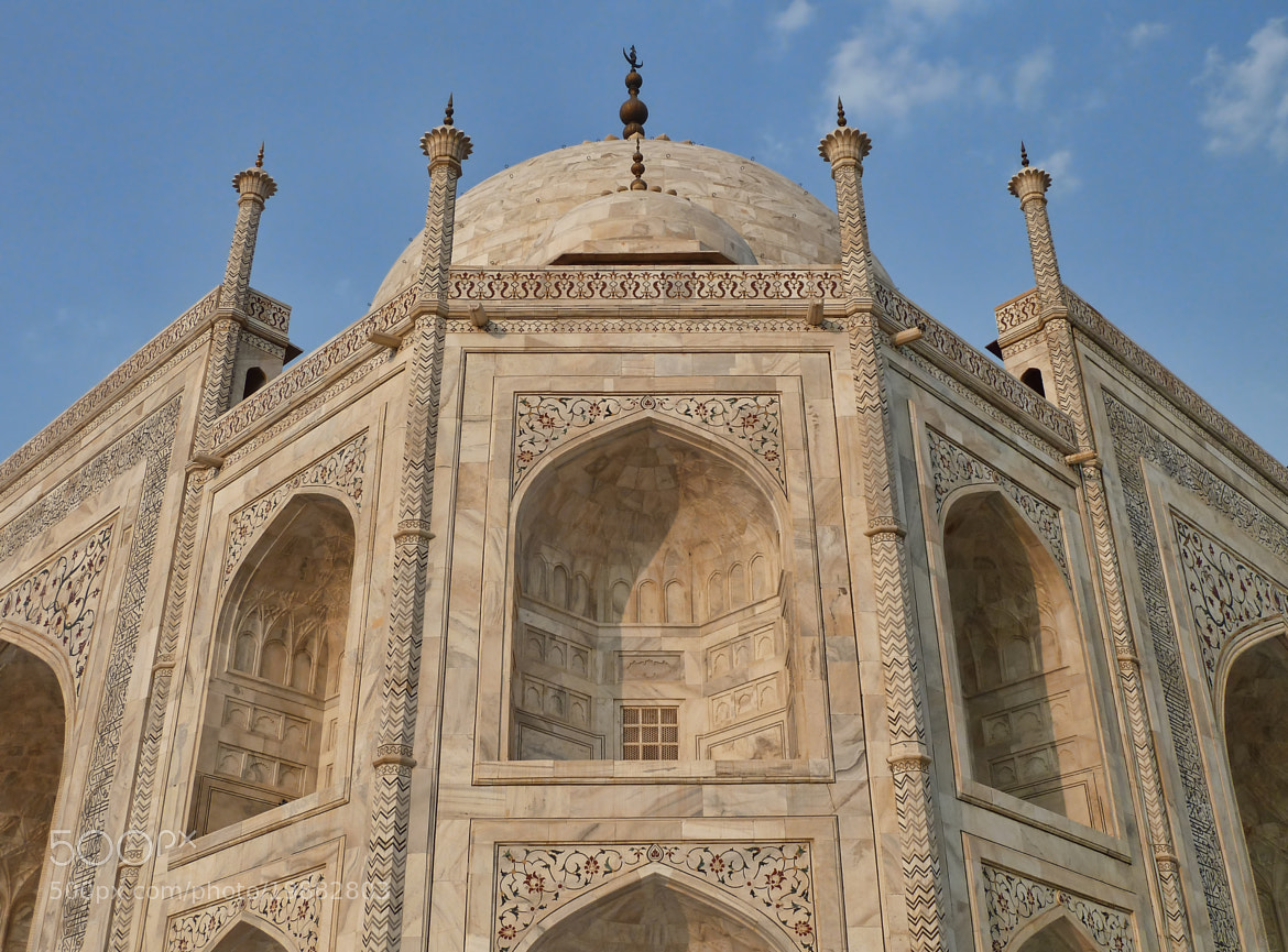 Photograph Taj Mahal - Roof Top by Kim Andelkovic on 500px