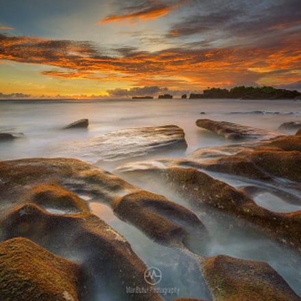 SUNSET AT MENGENING BEACH, Canon EOS 5D MARK III, Canon EF-S 10-22mm f/3.5-4.5 USM