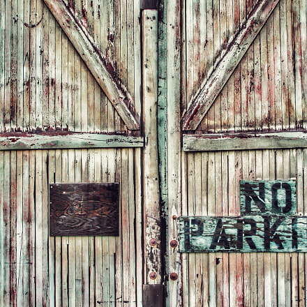 Why Would I Park, Canon EOS DIGITAL REBEL XT