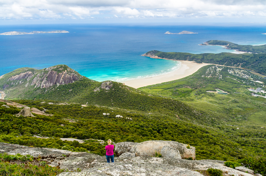 Scenic view at the Wilsons Promontory Natural Park