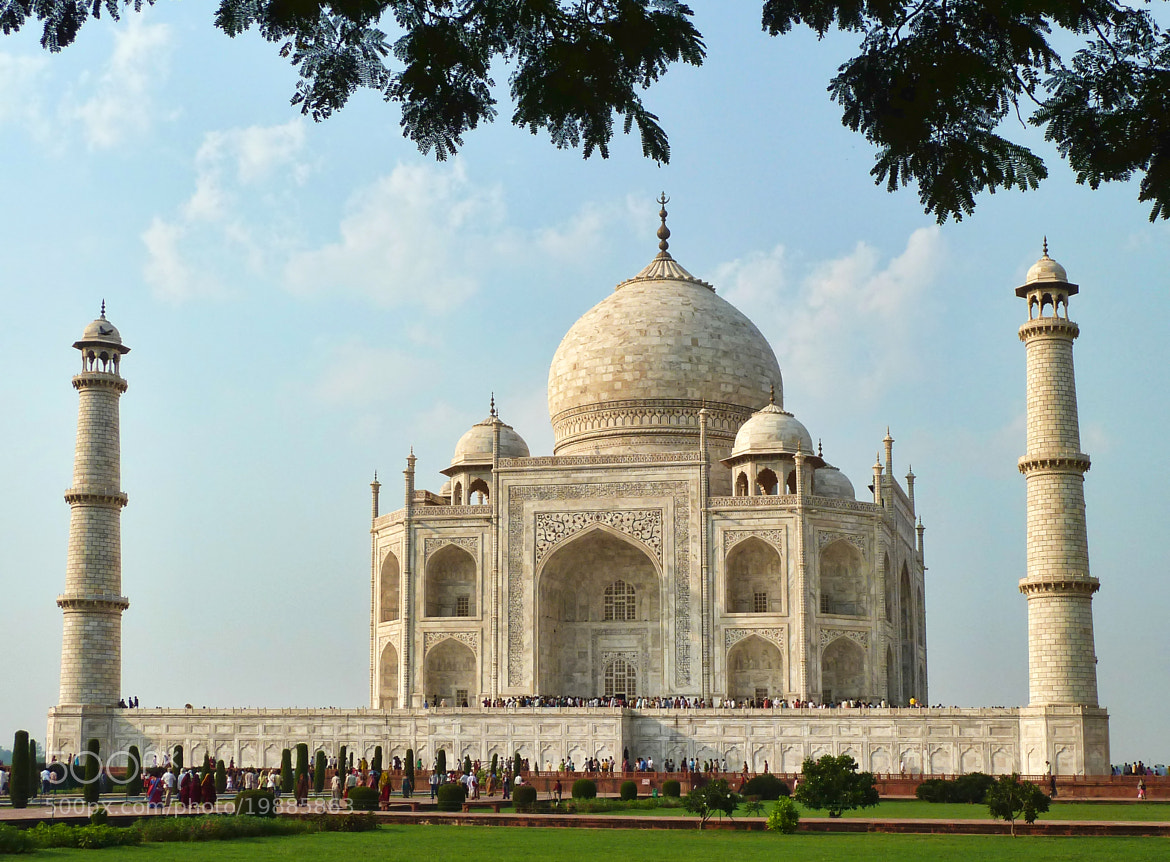 Photograph Taj Mahal by Kim Andelkovic on 500px