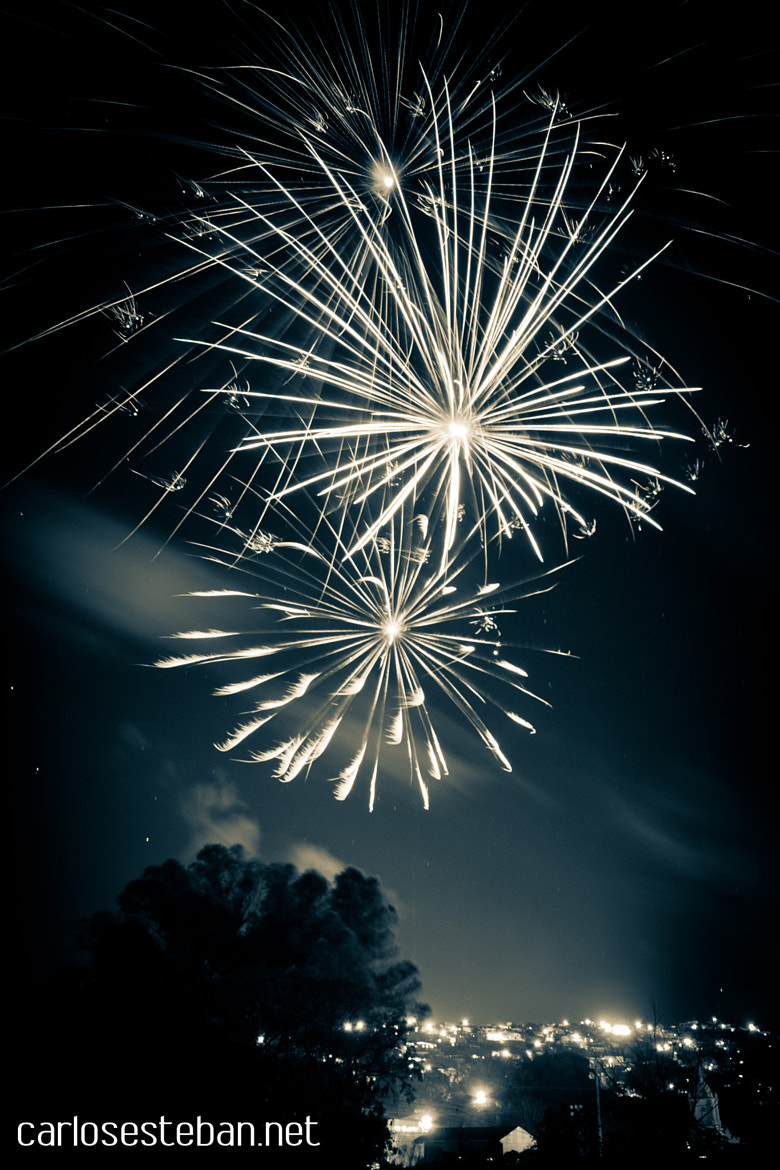 Photograph Fireworks by Carlos Esteban Solís Fallas on 500px