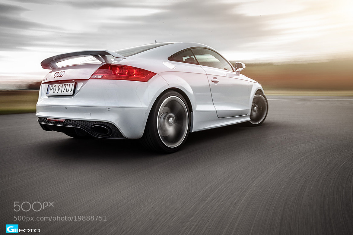 Photograph Audi TT RS  by Gii Foto on 500px