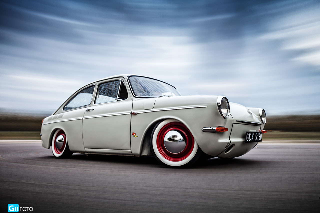 Photograph VW 1600TL TYP by Gii Foto on 500px