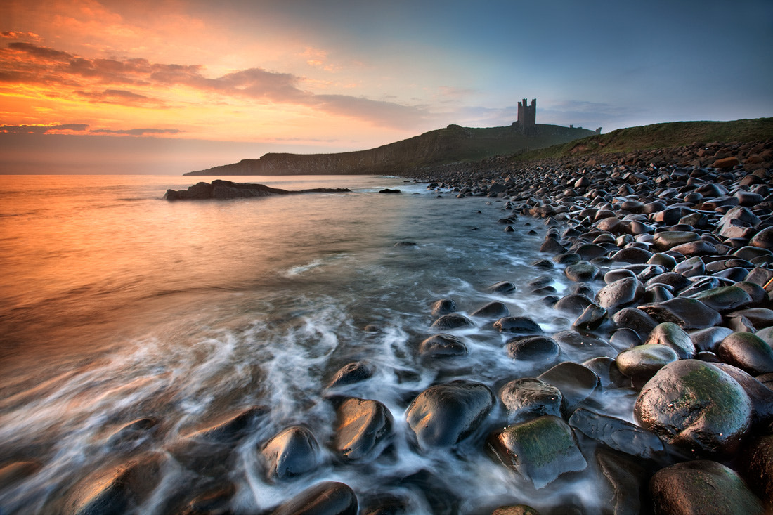 Photograph Dunstanburgh Castle by Stephen Emerson on 500px