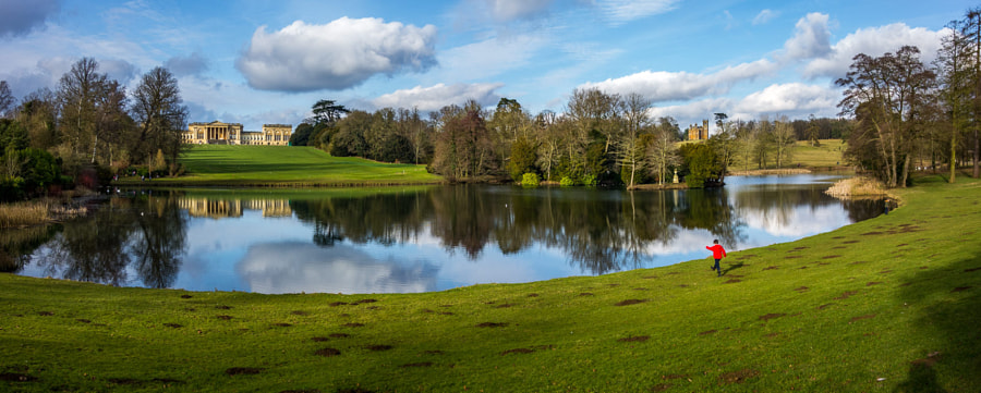 Stowe Gardens by Scott Barrett on 500px.com
