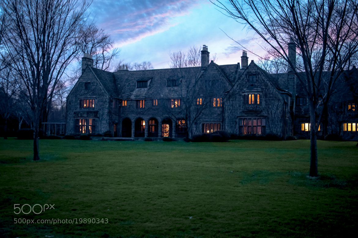 Photograph Ford Mansion 31 by Nick Tsouroullis on 500px