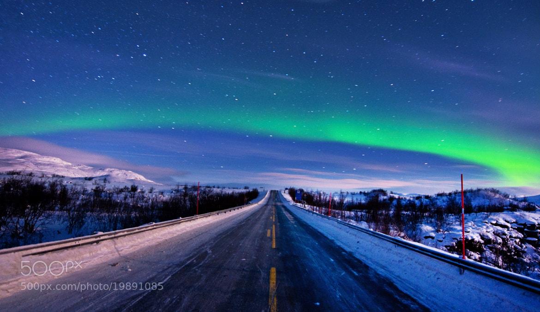 Photograph Norwegian Skies by Ren Hui Yoong on 500px