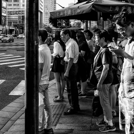 The crowd, Sony DSC-RX1R, 35mm F2.0