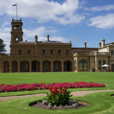 Werribee Park Mansion from, Sony DSC-RX1, Sony 35mm F2.0