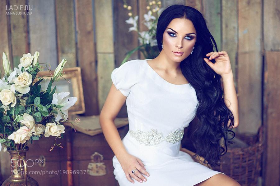 Photograph Zina by Anna Bushueva on 500px
