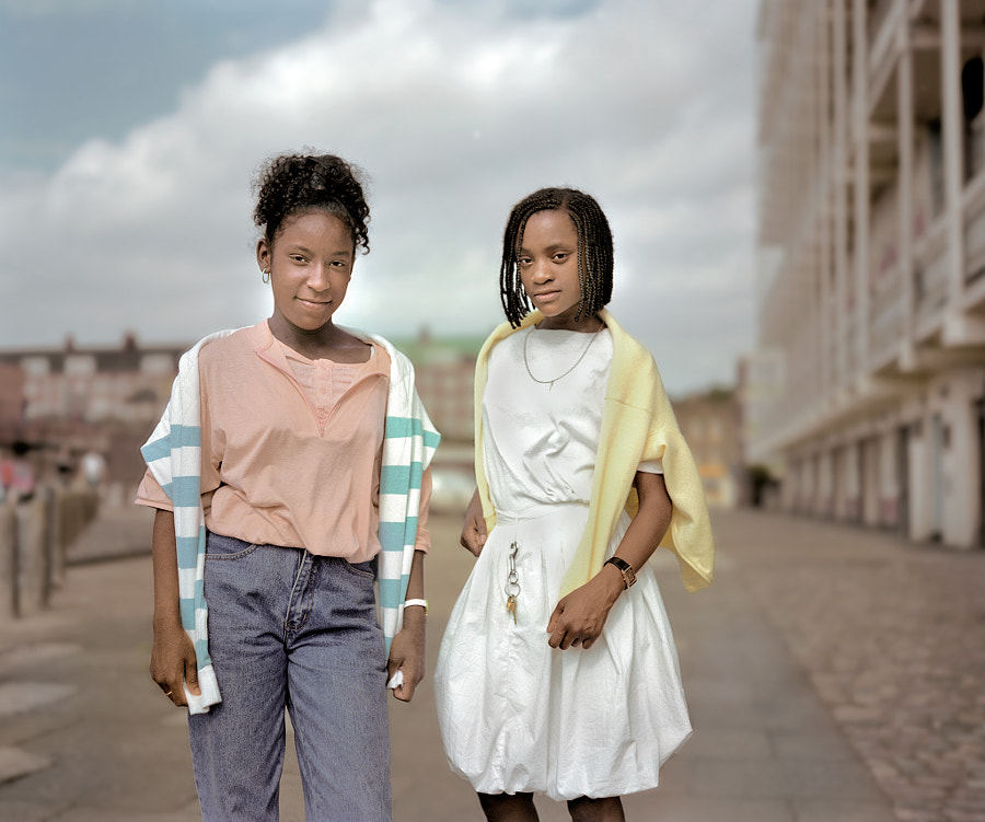 michelle & nathalie 1987 by CHRIS DORLEY-BROWN on 500px.com