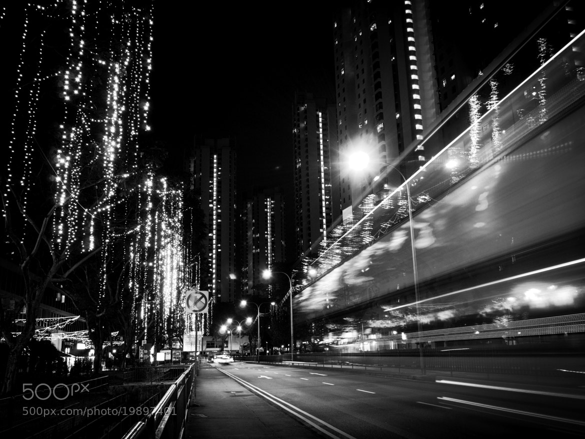 Photograph City Lights Delight by Palaris Peralta on 500px