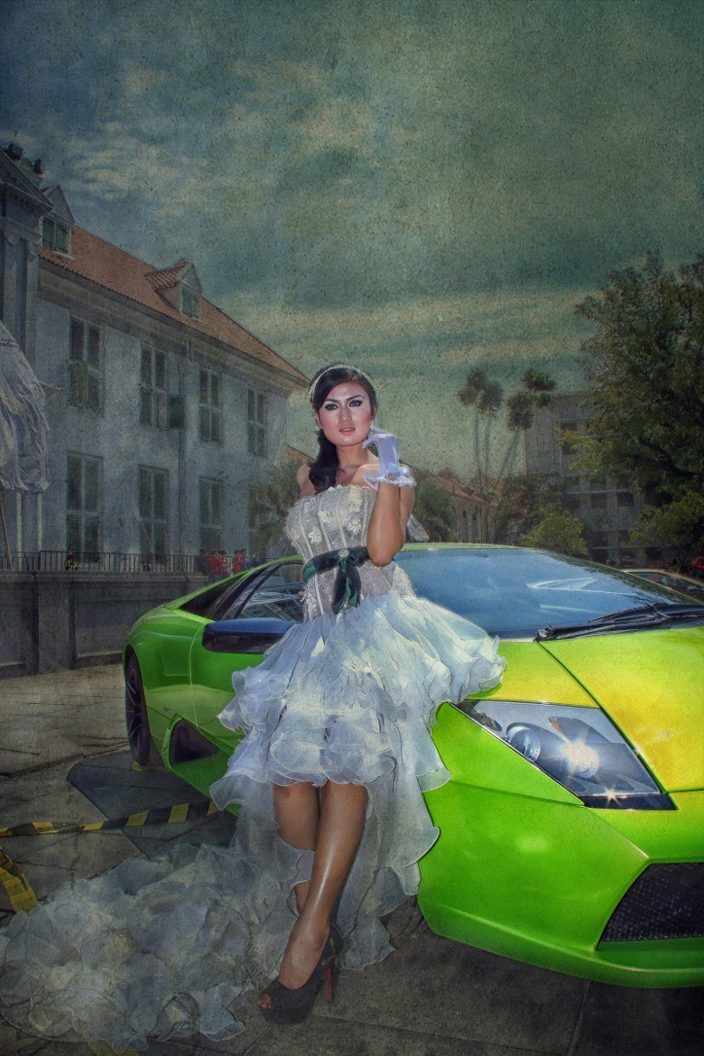 Photograph Beauty and lambo by Frachmadi Muchtar Prabu on 500px