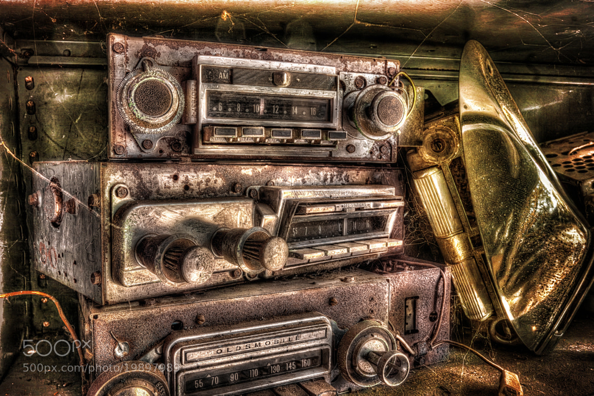 Photograph Old TIme Rock n' Roll by Marc Perrella on 500px