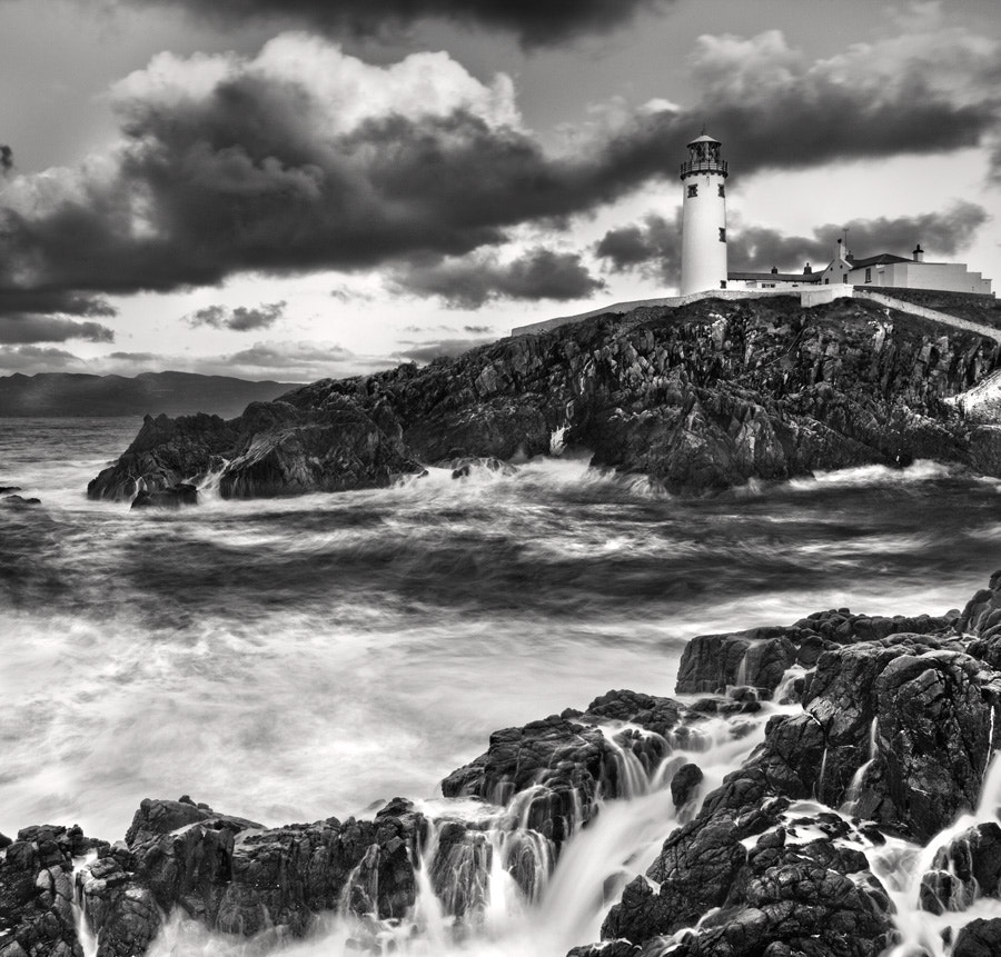 Photograph Fanad Cascade by Stephen Emerson on 500px