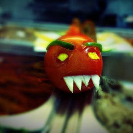 Tomato evil