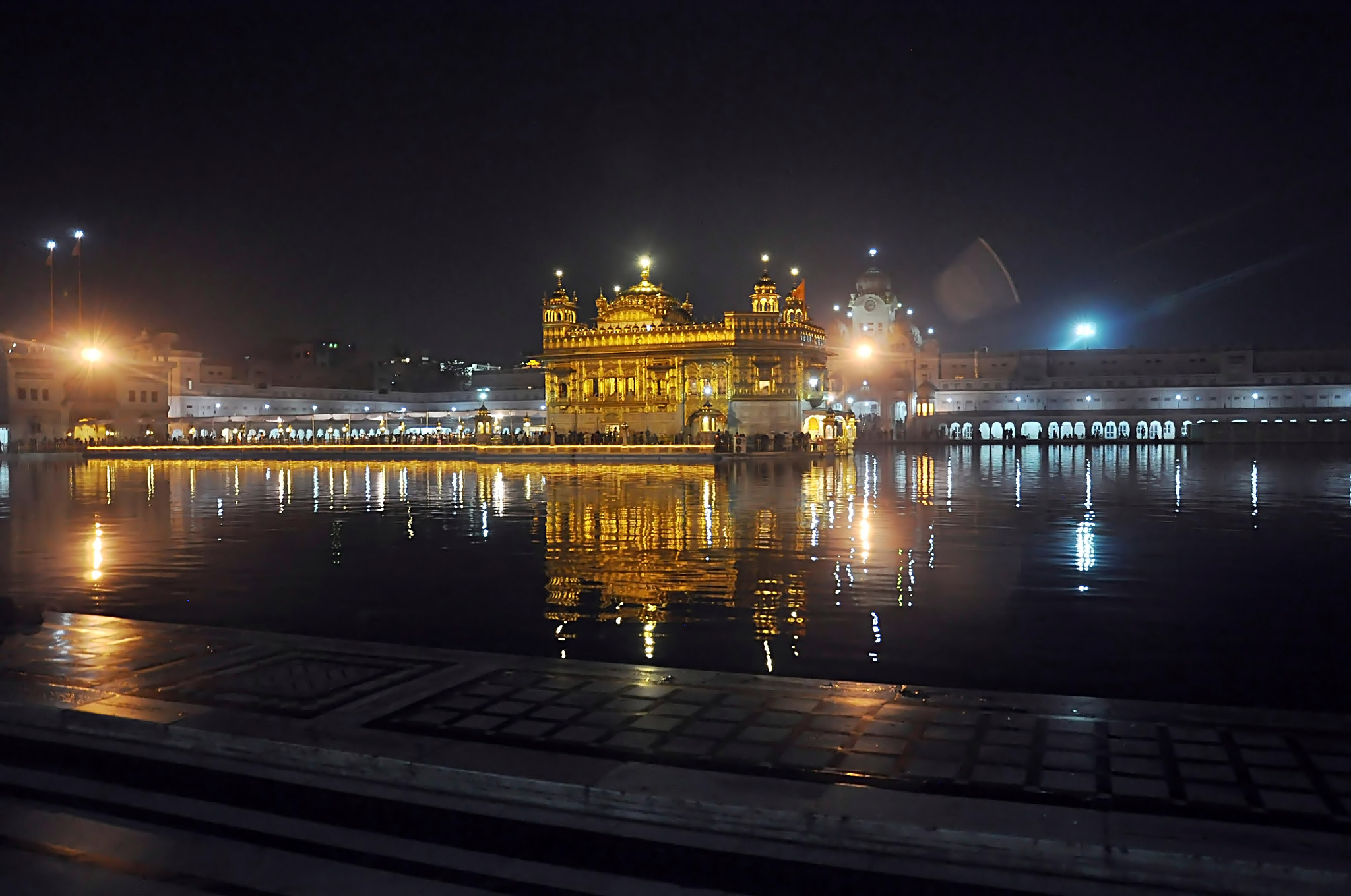 Photograph Sacred Golden Temple by Mohan Loke on 500px