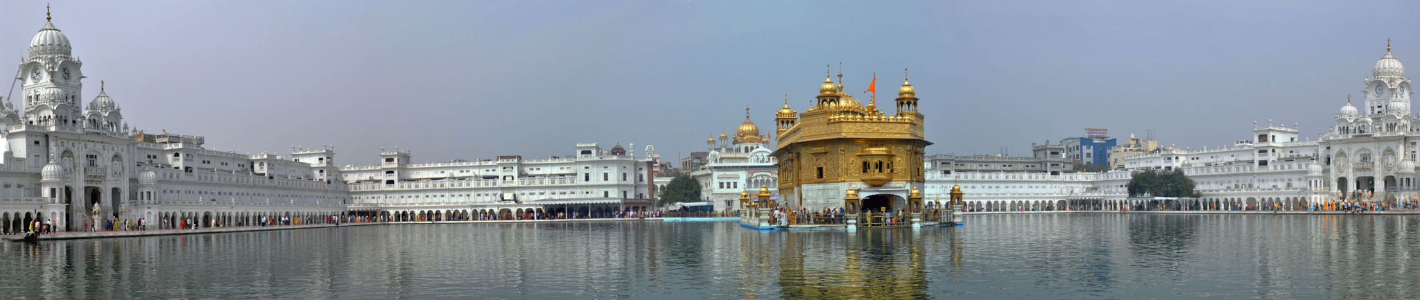 Photograph Golden Temple Panaroma by Mohan Loke on 500px