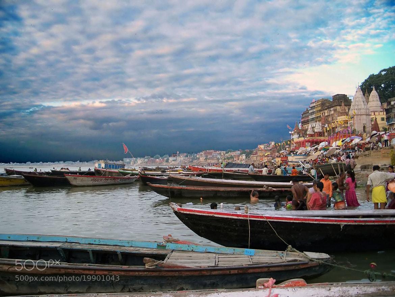 Photograph Varanasi Ghta, India by Mohan Loke on 500px
