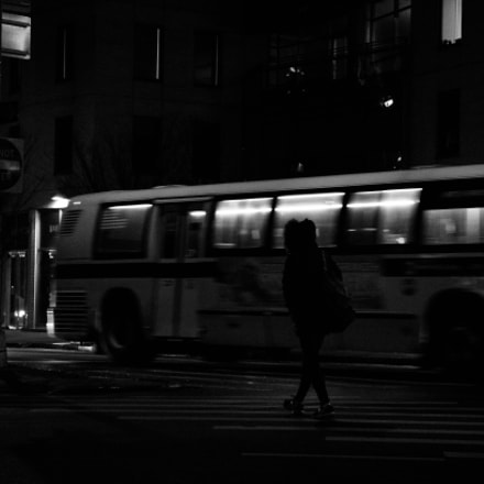 Night in New York, Canon EOS 60D, Sigma 18-50mm f/2.8-4.5 DC OS HSM