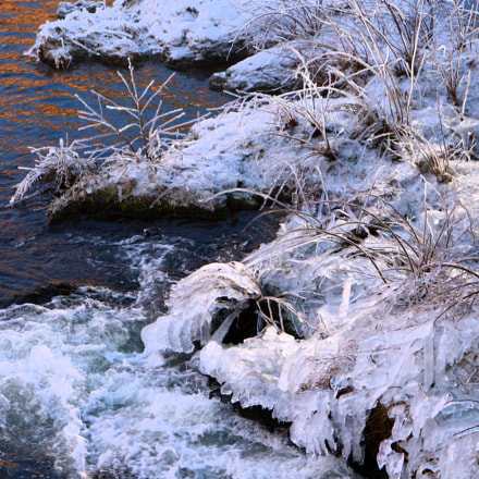 Cold and pure beauty, Canon EOS M10, Canon EF-M 15-45mm f/3.5-6.3 IS STM