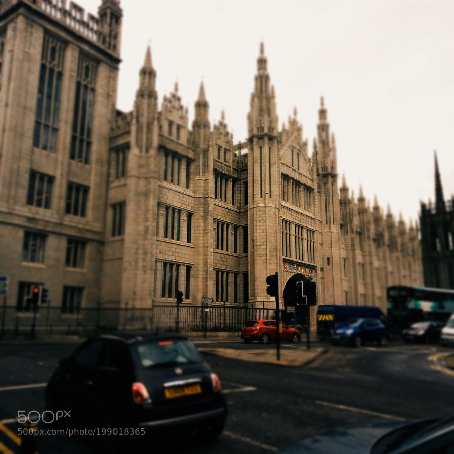 Aberdeen, Marischal College