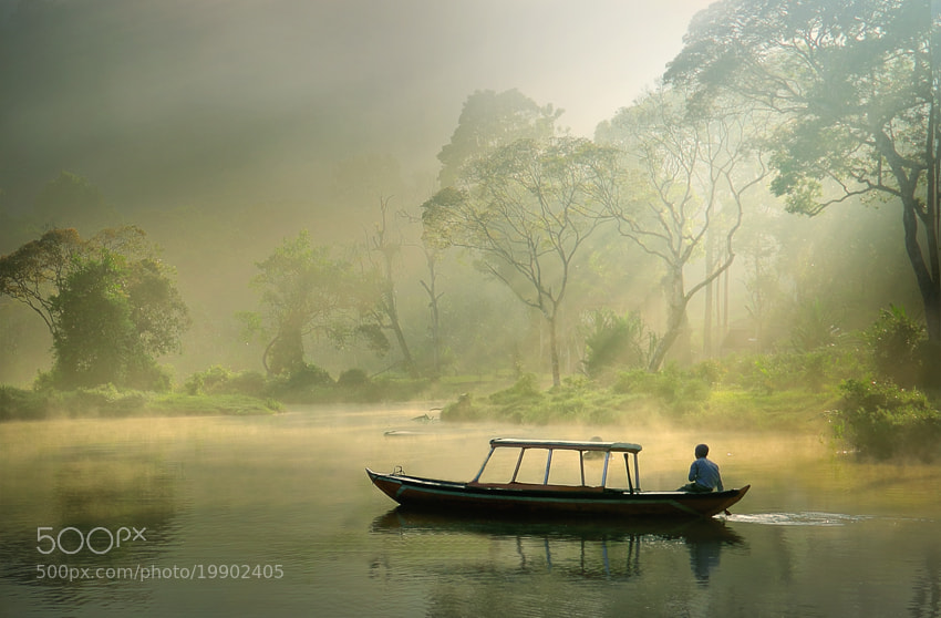 Photograph one day morning by JD Ardiansyah on 500px