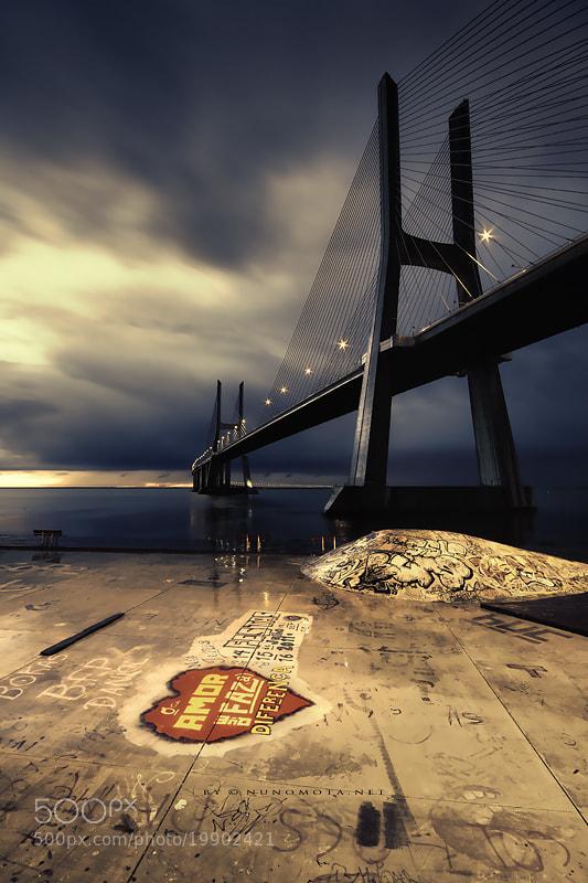 Photograph Sin City by Nuno Mota on 500px