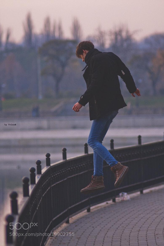 Photograph levitation by Artyom Kulyabin on 500px