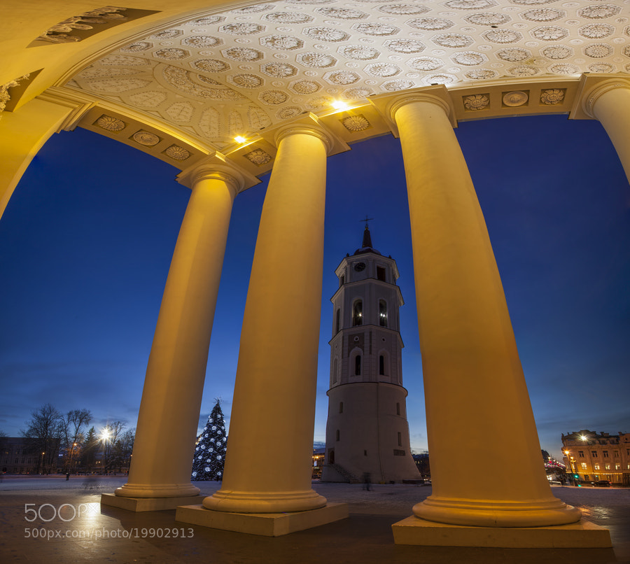 Photograph Under Cathedral Arch by Laimonas Ciūnys on 500px