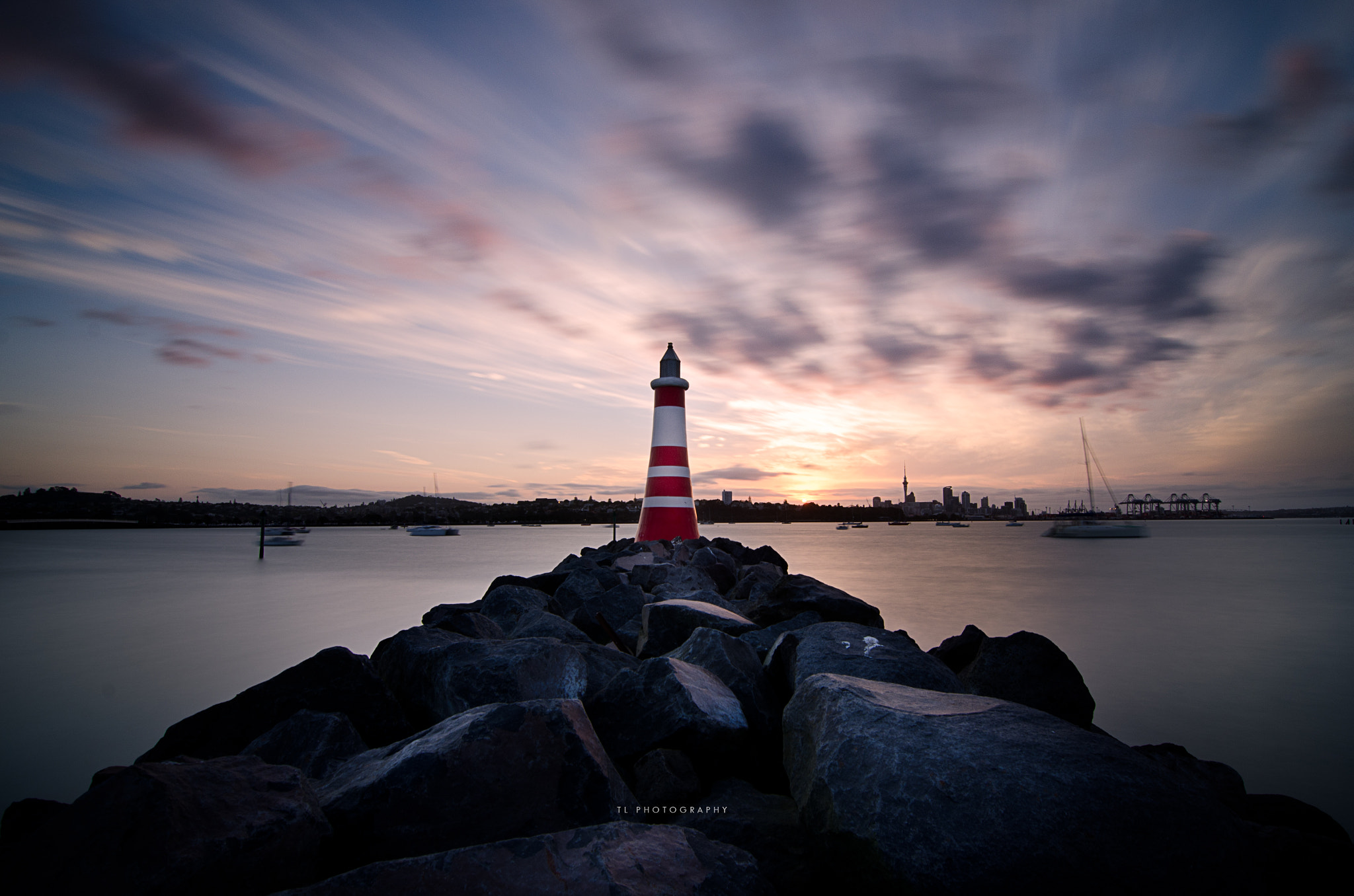 Photograph Small Lighthouse by Tony Lim on 500px