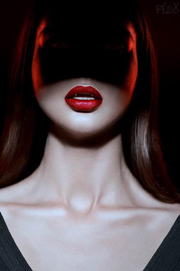 Red Shadow by Stanislav Istratov on 500px.com