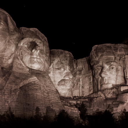 Mt Rushmore Large, Canon POWERSHOT SD1200 IS