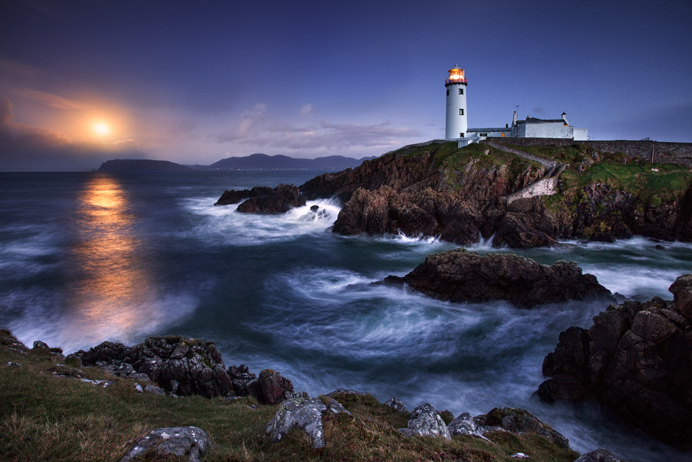 Photograph Moonlit Fanad  by Stephen Emerson on 500px