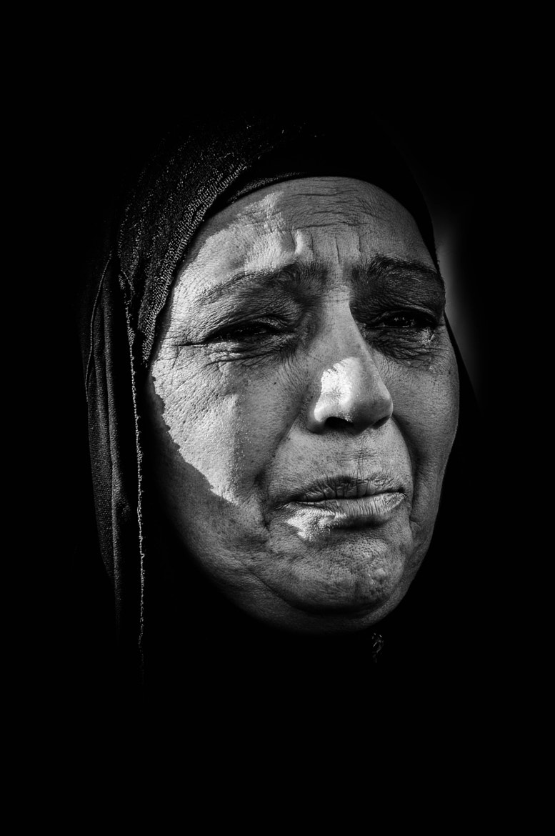 Photograph Sadness Tahir   by Mohammed Hashim on 500px