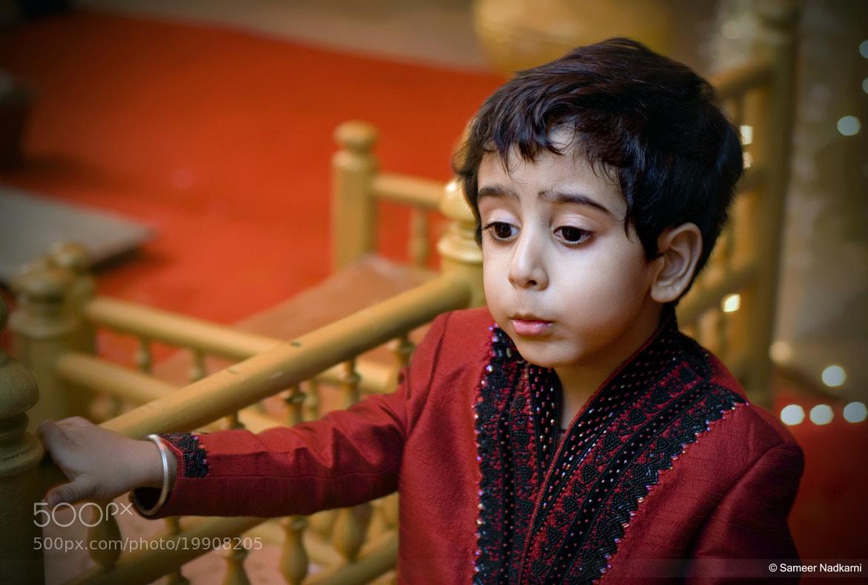 Photograph Innocence  by sameer nadkarni on 500px