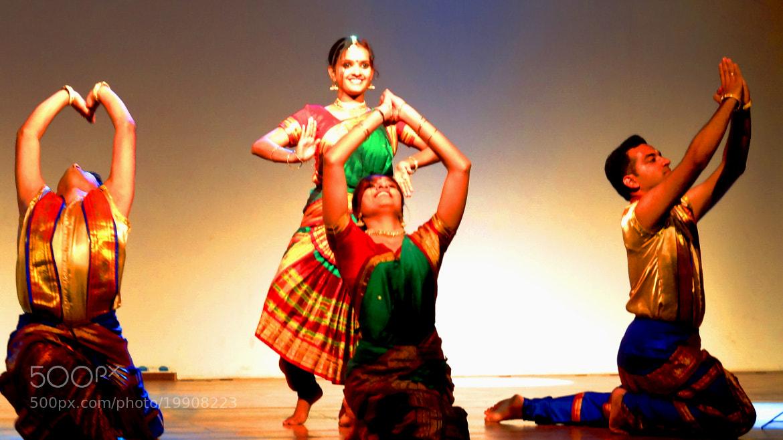 Photograph La grande Danse Indienne  by Ravi Shankar on 500px
