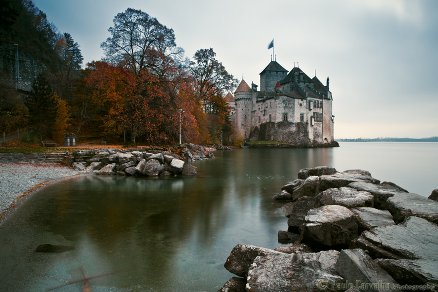 Photograph Chillon Castle by Paulo Carvalho on 500px