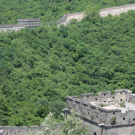 The Great Wall, Canon EOS 5D MARK III, Canon EF 75-300mm f/4-5.6 USM