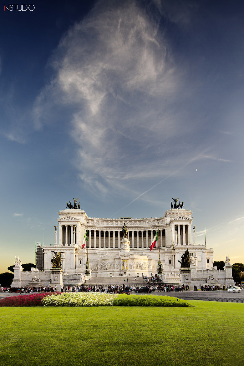 Photograph Rome - Victor Emmanuel Monument I by NSTUDIO PHOTO on 500px